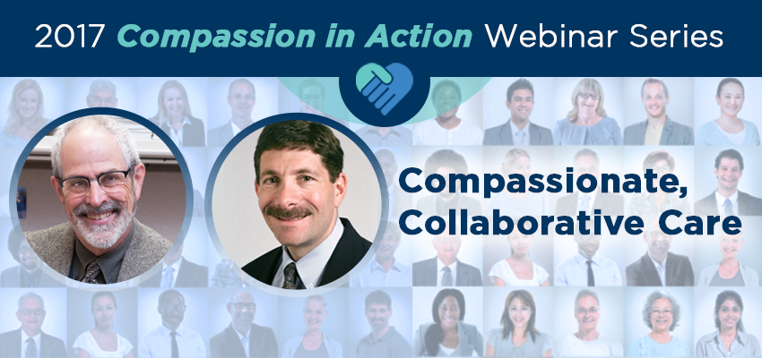 November 14 - Creating A Culture of Compassion Using Appreciative Inquiry