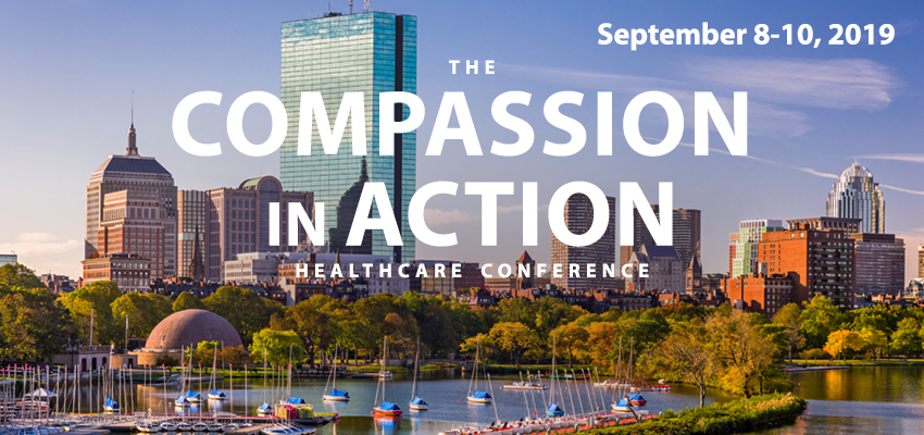 Interested in presenting at the 2019 Compassion in Action Healthcare Conference?