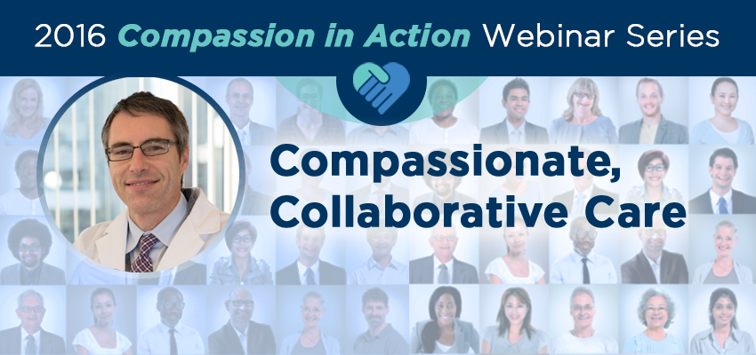 "June 14 - ""Compassionate Care Across Cultures and Languages: Finding Common Ground"""