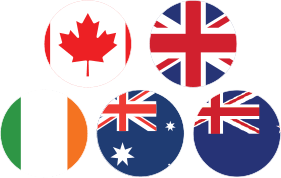 International Flags Icon